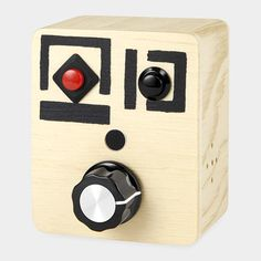 Wooden Voice Recorder