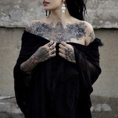 women tattooed #dermalpiercing #dermal #piercing #for #girls