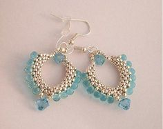 beaded dangle earrings Ideas, Craft Ideas on beaded dangle earrings