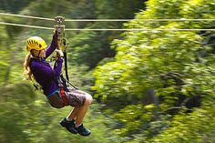 Double the fun! Enjoy the Ultimate Kohala Zipline Adventure which includes 9 ziplines, 5 suspension bridges, 2 rappels, and 14 tree based platforms.   PLUS, walk through a private nature reserve and swim under a waterfall.   Enjoy a fun off-road drive through private lands in a 6WD Pinzgauer.
