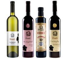 Ríbezľové a bazovo-hroznové víno cuvée Bazulienka z vinárstva Pereg v našej ponuke  Ponúkame Vám sortiment obľúbených ríbezľových vín a novinku bazovo hroznové víno Cuvée BAZULIENKA z vinárstva Pereg. V ponuke u nás nájdete aj unikátne víno z Arónie.