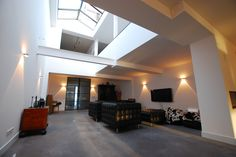 Loft, Ceiling Lights, Bed, Furniture, Home Decor, Decoration Home, Stream Bed, Room Decor, Lofts