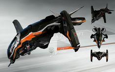 Remember Me - G9 Kaizer Kraft Gunship