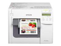 Epson TM C3500 Imprime tus propias #etiquetas. Con la ColorWorks C3500 (TM-C3500) puedes personalizar e imprimir fácilmente tus propias etiquetas en color. Tanto si imprimes etiquetas para embalajes con logotipos e imágenes a todo color como si se trata de tickets o tarjetas de identificación con importante información de productos y códigos de barras, esta #impresora te garantiza que puedas imprimirlo todo con una sola máquina. Además, te ayuda a cumplir las directrices internacionales…