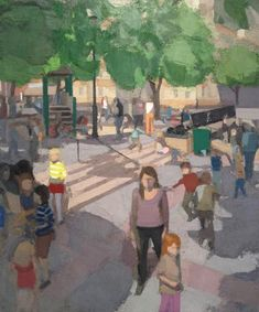Interview with John Dubrow : Painting Perceptions