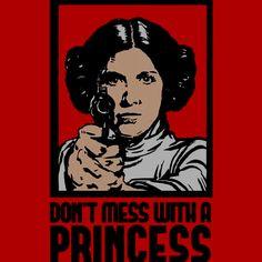 Star wars humor...