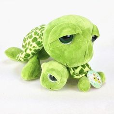Toy Stuffed Turtle