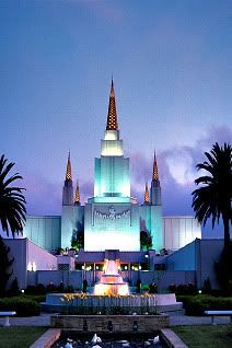 "LDS Temple in Oakland, CA. Even before I knew about the church it was my favorite place to see when we drove by it. If you live in the Bay Area you know the ""big bright building "". Mormon Temples, Lds Temples, Oakland Temple, Lds Temple Pictures, Lds Pictures, Religion, Lds Mormon, Oakland California, Lds Church"