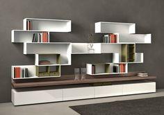 Fortepiano Storage System by Molteni & C: