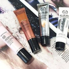 Perfect your canvas with our Instablur primer, All-in-One BB Cream & Instaglow CC Cream! Body Shop At Home, The Body Shop, All Things Beauty, Beauty Make Up, Body Shop Skincare, Korean Makeup Look, Makeup Is Life, Cruelty Free Makeup, Belleza Natural