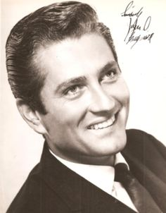John Drew Barrymore, actor, son of actors  John Barrymore and Dolores Costello and father of actress Drew Barrymore., (The Big Night, Quebec)  1932-2004