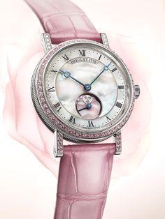 El amor es un clásico, Breguet lo celebra con un Classique Phase de Lune Dame | Watches World
