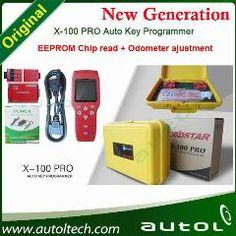 [ $26 OFF ] X-100 Programmer X 100 Key Programmer For Key/ecu/immobilizer Programming+ Eeprom +Odometer X100 Pro For Multi-Brand Cars