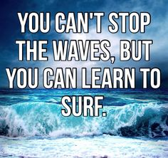 You may not be able to solve all of life's problems   BUT................................  You can learn to surf through, around and over what life throws at you!!!  If you need some help getting through those rough waves - this can help >> http://coachpete.igrowtour.com/lcp6  Check it out and learn to to surf the waves!!!!