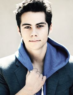 Dylan OBrien; I need some of this