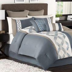 Carson 6-8 Piece Comforter Set - BedBathandBeyond.com
