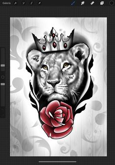 Tiger Tattoo Design, Tattoo Designs, Blackwork, 1 Tattoo, Tatoos, Black And Grey, Girly, Ink, Superhero