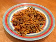 What I Gather: Spicy Sweet Potato Hash  Paleo