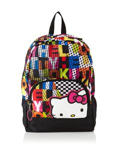 Hello Kitty Colorblock Backpack     This is an Amazon Affiliate link. Find  out b2c2ac41b959f
