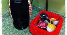 Blog sobre amigurumis, trapillo, crochet, knit y manualidades en general Nespresso, Amelia, Blog, Basket, Crates, Xmas, Blue Prints, Manualidades, Blogging