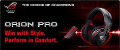 Asus orion pro banner