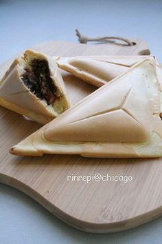 Taiyaki-style Snacks - Made in a Hot Sandwich Maker