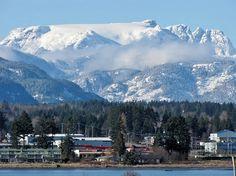 My first Glacier - Comox Glacier, Comox Valley, Vancouver Island Vancouver City, Vancouver Island, Best Places To Travel, Places To See, Rocky Mountains, Calgary, British Columbia, Alaska, West Coast Canada