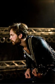 Caleb Followill, aka my husband. One of the most talented and hottest men in music industry, in my opinion.
