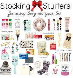 stocking stuffers for her stocking stuffers for her stocking fillers for girls christmas stocking