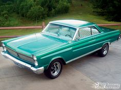 1965 Mercury Comet Nitto Phr Photo Contest Photo 34