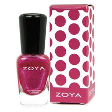 Zoya Nail Polish Mini in Gilda with Color Cutie Box! Available while supplies last.