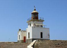 Cape Verde Lighthouse ~ Farol Morro Negro, Boa Vista, August 2011