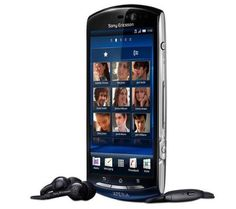 Sony Ericsson Xperia NEO MT15i Unlocked GSM Android Smartphone with hightechessentials accessories package--International Version, with Warranty (Blue) * See this great product.