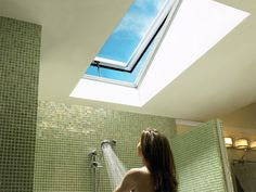 The Electric Venting Skylight