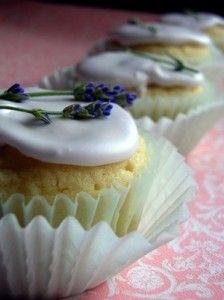 Lavender Cupcake Recipe