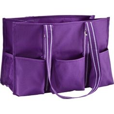 Organizing Utility Tote- $30 spirit purple -Alena's things?