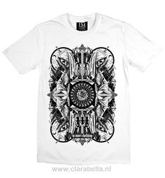 Four Skulls - Black on White La Mort T-Shirt Four Skulls - La Mort Clothing .. Price: €28.99 http://www.clarabella.nl/men/t-shirts/la-mort/four-skulls-black-on-white-la-mort-t-shirt/ 15% discount on EVERYTHING in our store. Sign up here to receive your personal discount code:http://eepurl.com/boSy7H