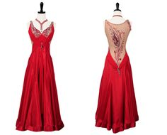 Aida Dancewear specializes in ballroomdance clothes, Latin and salsa show costumes in contemporary styles and a one stop shop for someone looking for a ballroom dance dress or other dance attire