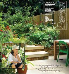 3 Self-Reliant Tips AND Tricks: Garden Ideas Design People mediterranean garden ideas how to grow.Beautiful Backyard Garden Tutorials mediterranean garden ideas how to grow. Small Space Herb Garden Ideas, Garden Ideas Low Cost, Plants For Small Gardens, Inexpensive Backyard Ideas, Small Backyard Gardens, Small Garden Design, Backyard Garden Landscape, Pergola Garden, Patio