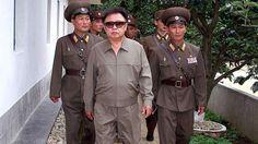 August 2006: Kim Jong Il, der Vater des jetzigen Diktators Kim Jong Un