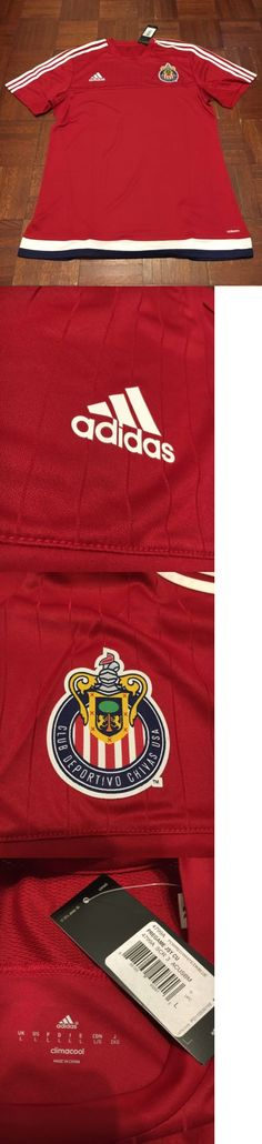 a8291d6ee3d Soccer-MLS 2888: Adidas - Chivas Usa Soccer Jersey - Sz. S Small * Rare And  Htf From Final Season -> BUY IT NOW ONLY: $39.99 on eBay! | Pinterest |  Adidas