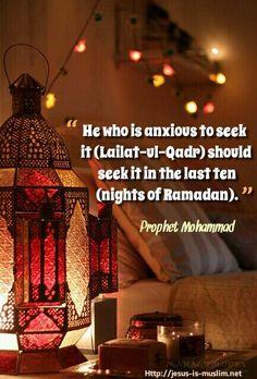 #lailat_ul_Qader # Ramadan #Islam #Hadith