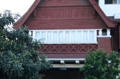 Swiss Chalet Style Homes | swiss chalet porch