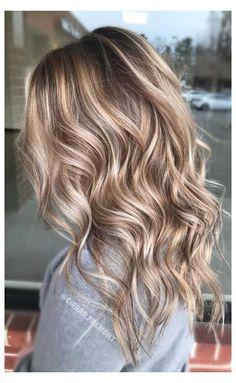 Blonde Hair Looks, Brown Blonde Hair, Fall Blonde Hair Color, Blonde Brunette Hair, Summer Blonde Hair, Black Hair, Hair Color And Cut, Brown Hair Colors, Hair Color Balayage
