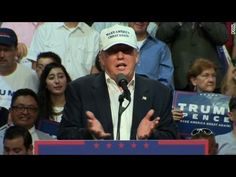 Trump Forgets Cameras Exist, Says Black People Are Uneducated, Poor & Jo...