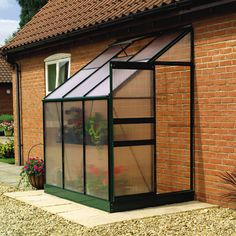 lean+to+greenhouse
