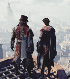 Assassins Creed Syndicate: The Frye twins