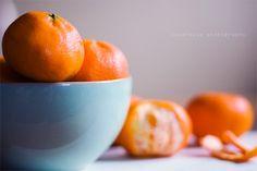 healthy. oranges. fruit. simple. still life photo orange blue  food by sandraarduiniphoto on Etsy