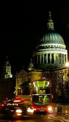 Catedral de San Pablo, Londres.