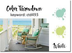 Color Throwdown: Color Throwdown #493